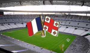 France-Georgia