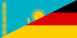 Kazakhstan-Germany