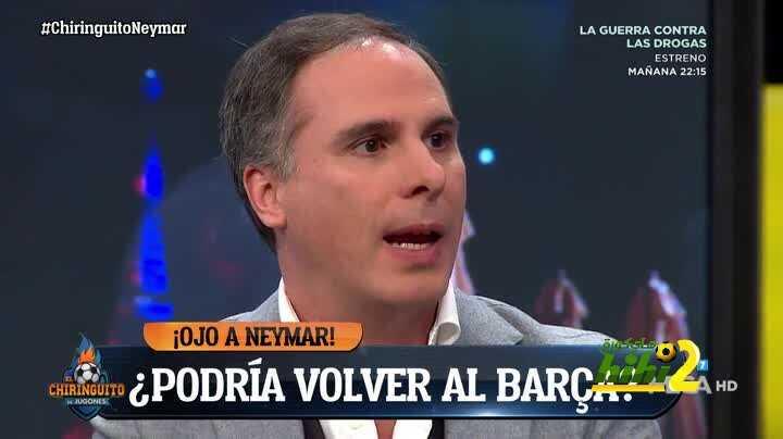 ساينز : الريال سمح لـ رونالدو بالرحيل من أجل نيمار