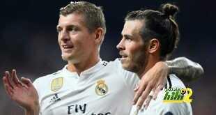 تصرف مثير للجدل من ثنائي ريال مدريد أثناء خسارة فريقهم من بيتيس