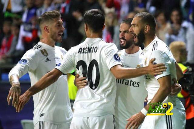 ريال مدريد يفوز غالبا مع ماتيو لاهوز